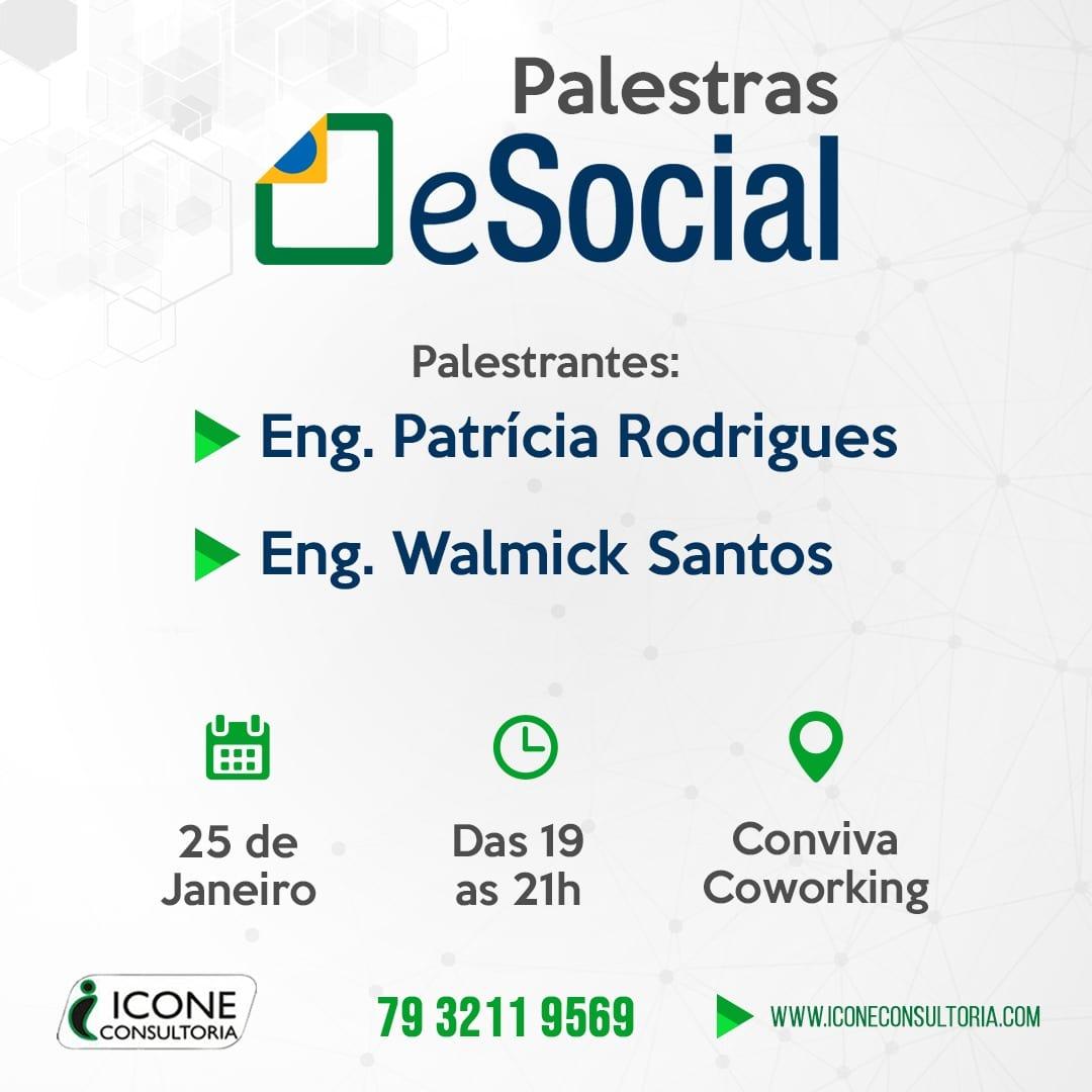 Palestras eSocial