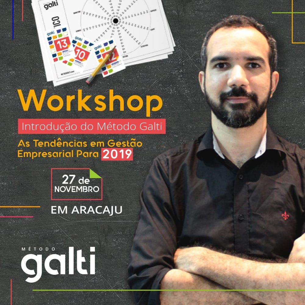 Introdução ao método Galti